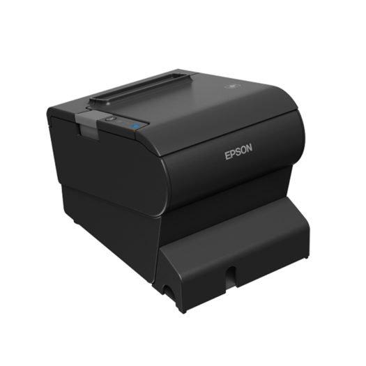 Impresora térmica epson tm-t88vi en negra en Mundotpv