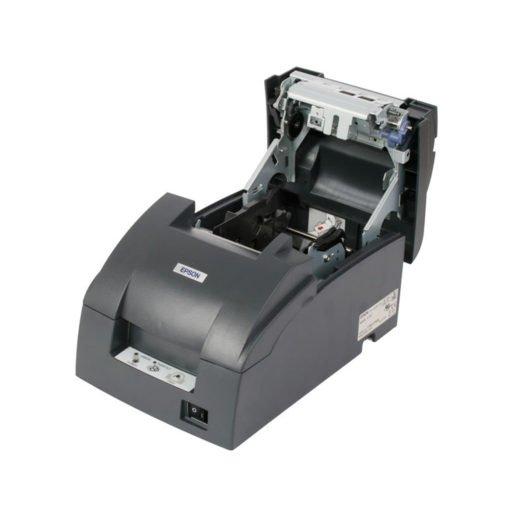 Impresora Matricial Epson TM-U220 abierta en mundotpv