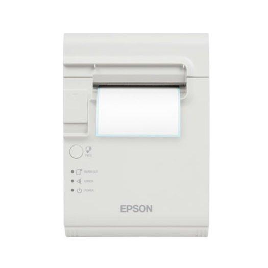 Impresora térmicaEpson TM-L90 II blanca en Mundotpv
