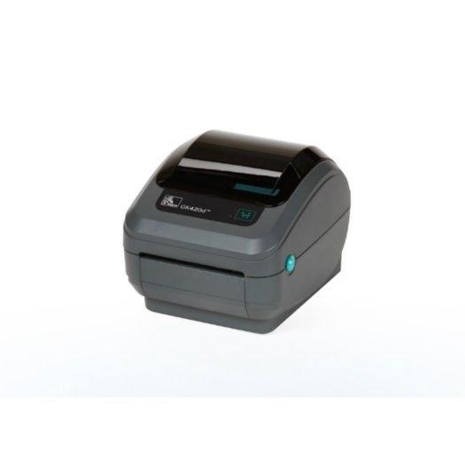 Imagen de la impresora térmica Zebra GK420D