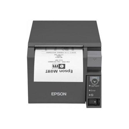 Impresora de tickets térmica Epson TM-T70II en Mundotpv