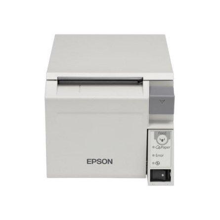 Frontal de la Impresora de tickets térmica Epson TM-T70II