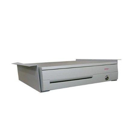 Guías fijación cajón CR-400X bajo mostrador en MundoTPV