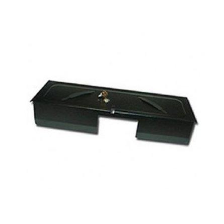 Tapa cubre-gaveta con cerradura para cajón Flip Top