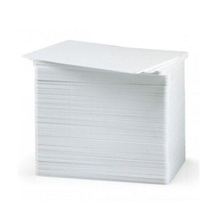 500 Tarjetas PVC 0,76 mm.