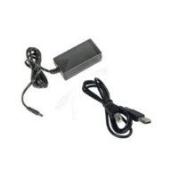 Kit compuesto por fuente de alimentación + cable USB PDA-PC para HD-6000