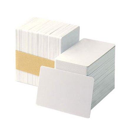 500 Tarjetas PVC 0,50 mm.
