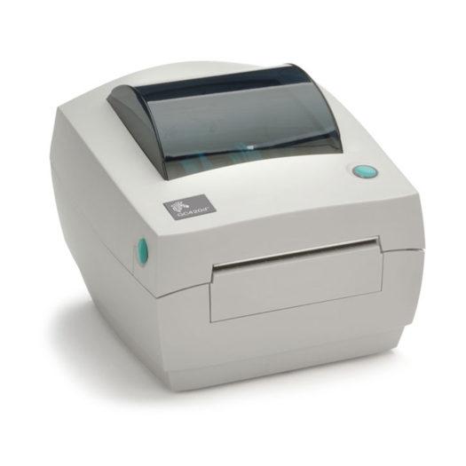 Impresora térmica de etiquetas Zebra GC420D en MundoTPV