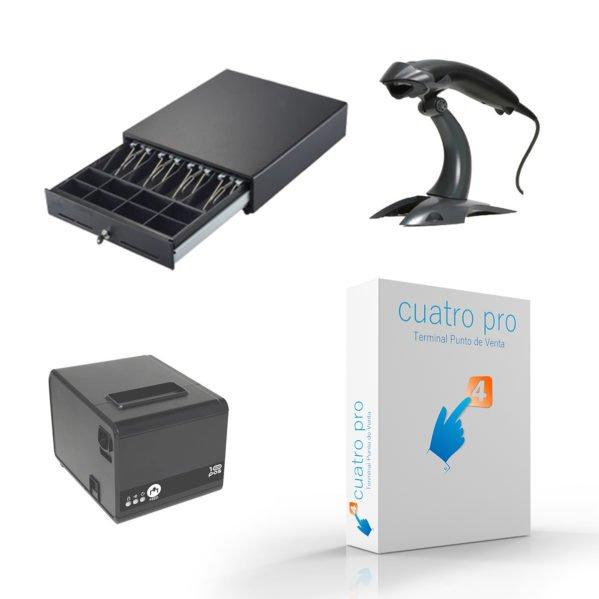 Pack TPV Comercio Básico en MundoTPV