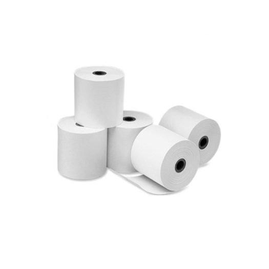 Rollo papel térmico 80x65 mm en MundoTPV