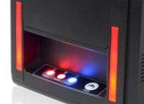 Aviso lumínico en la impresora térmica Seypos PRP100 - Wifi