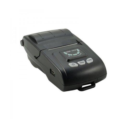 Impresora de ticket térmica portátil Mustek MK280 negra en Mundotpv