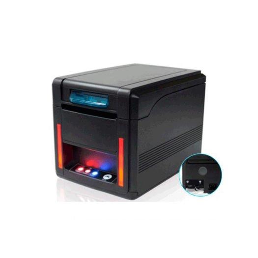 Impresora térmica Seypos PRP100 encendida