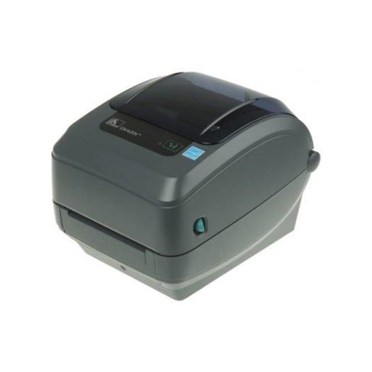 Impresora térmica Zebra GK420t en negra