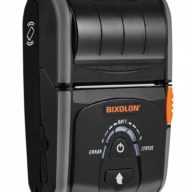 Impresora de tickets y etiquetas portátil Bixolon SPP-R200III en mundotpv