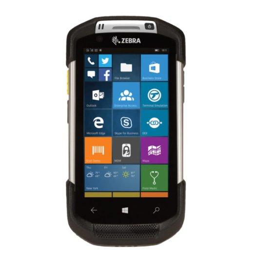 Smartphone Motorola TC70x color negro