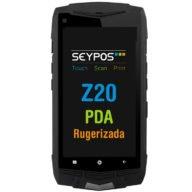 Smartphone Seypos Z20 en color negro